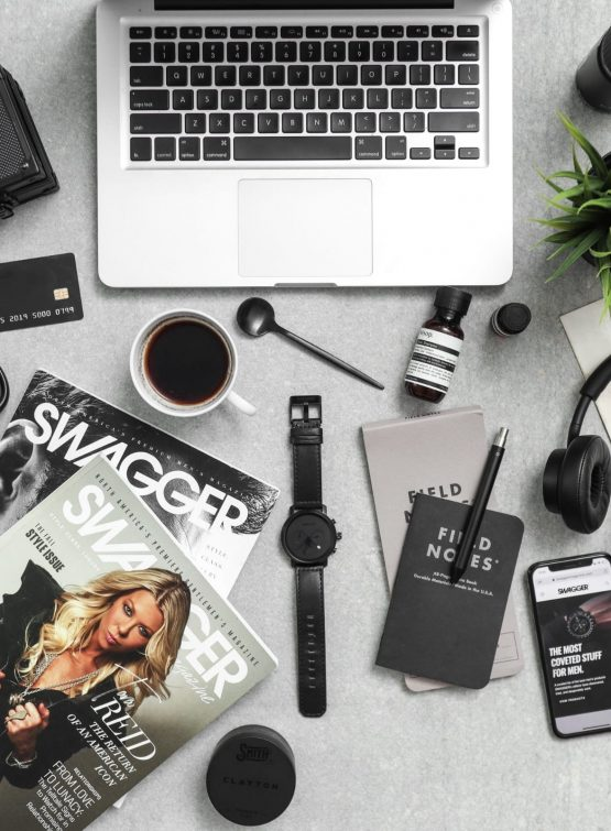 Tackling the marketing and publishing aspect