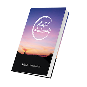 Soulful Sentiments Book Cover